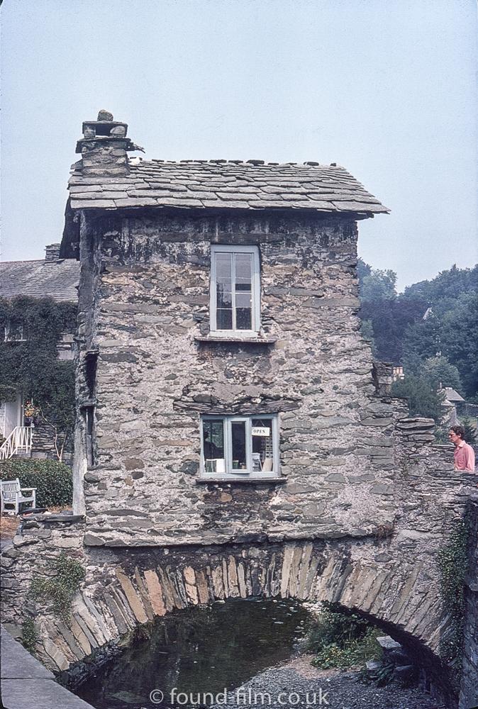Ambleside bridge house, Lake district