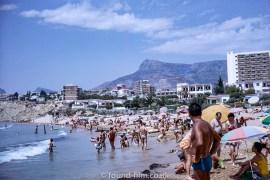 Calpe beach 1