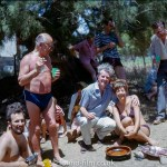 Family group picnic and portrait – July 1966