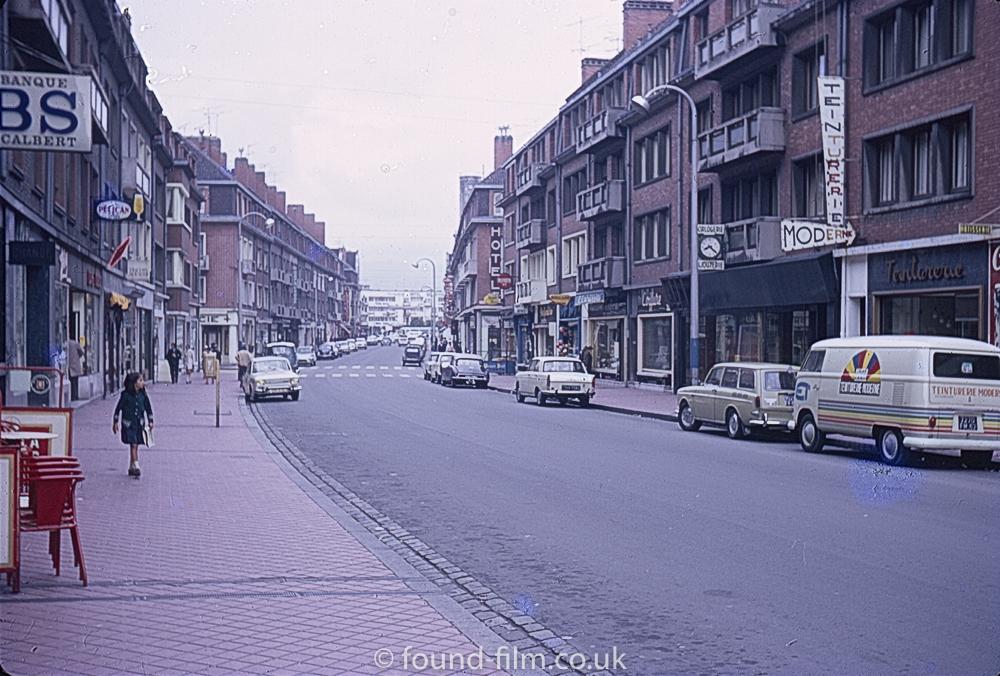 French street - Nov 1969