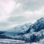 The mountains around Loch Shiel, April 1963