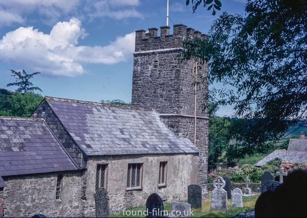 Oare church, Somerset