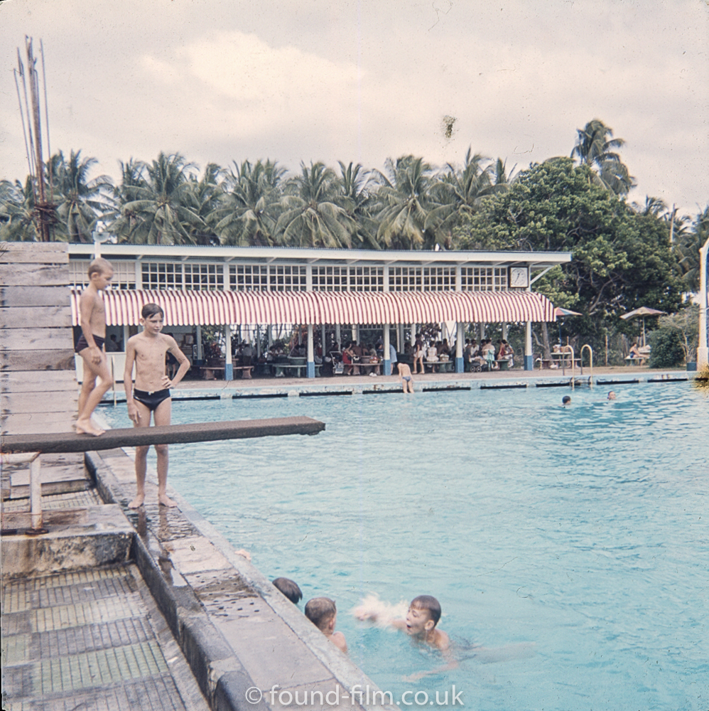 Swimming Pool - RAF Seletar