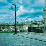 The Royal Crescent in Bath – August 1963