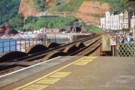 Unknown railway station.