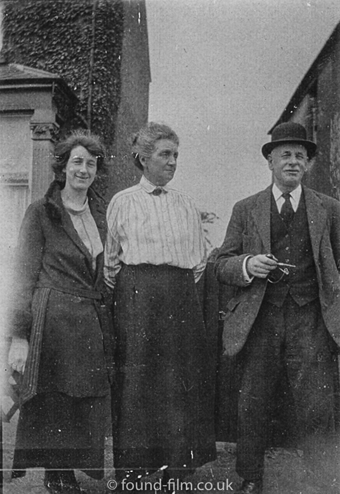 Family group - mid 1920s