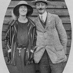 Portrait of a couple in the mid 1920s