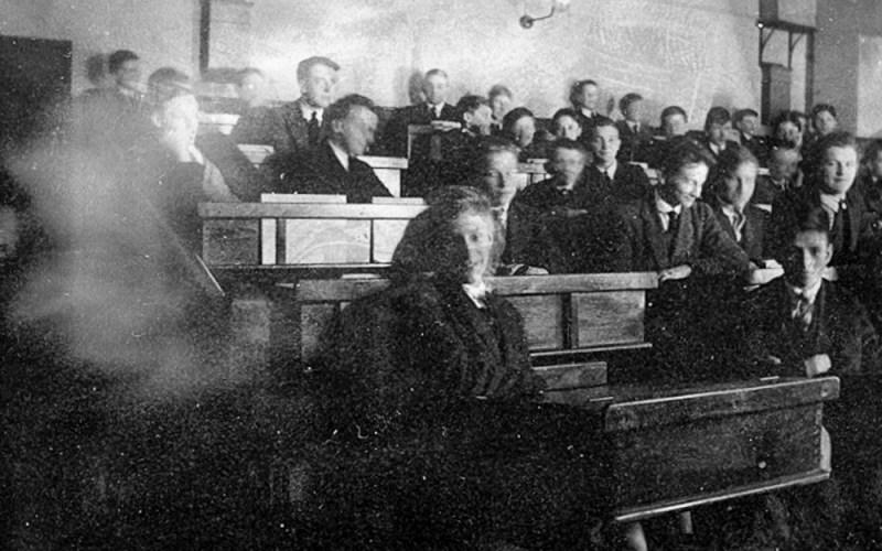 School room - mid 1920s