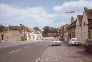 Lacock village - June 1975
