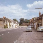Lacock village in Wiltshire – June 1975