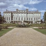A Stately home called Raglan House, June 1975