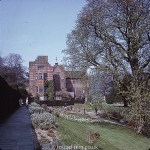 Chartwell, Winston Churchill's home in April 1971