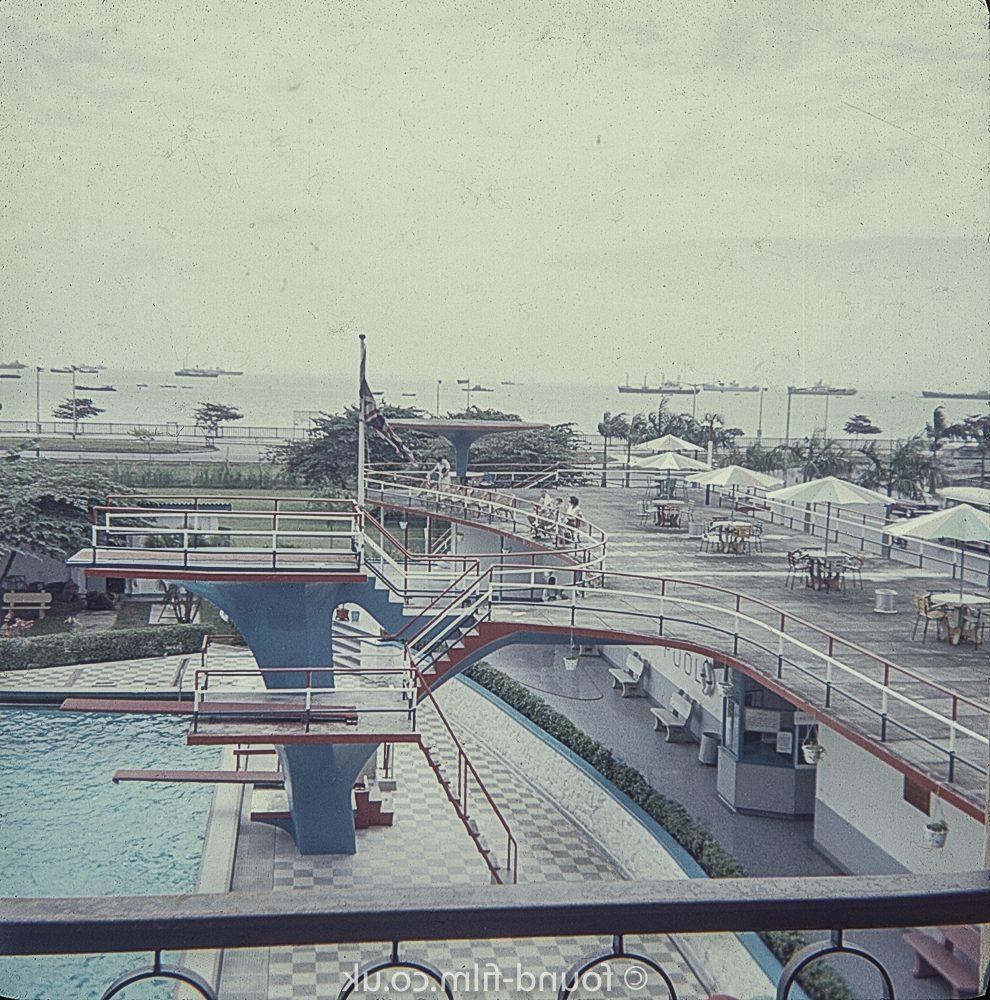 Diving platform - Britannia club