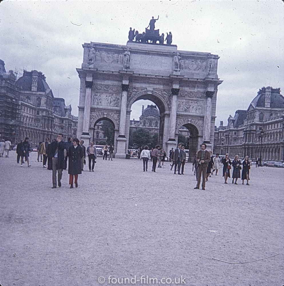Mini Arc de Triomphe