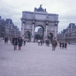 Mini Arc de Triomphe – June 1971