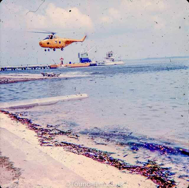 Photos of RAF Seletar - Helicopter