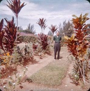 Photos of RAF Seletar - In the garden