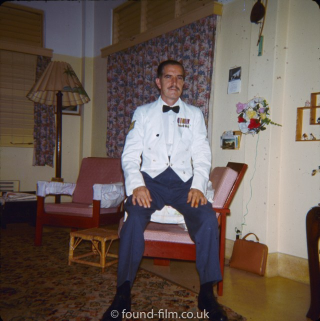 Photos of RAF Seletar - RAF officer
