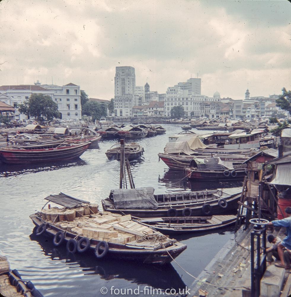 Photos of RAF Seletar - Singapore harbour