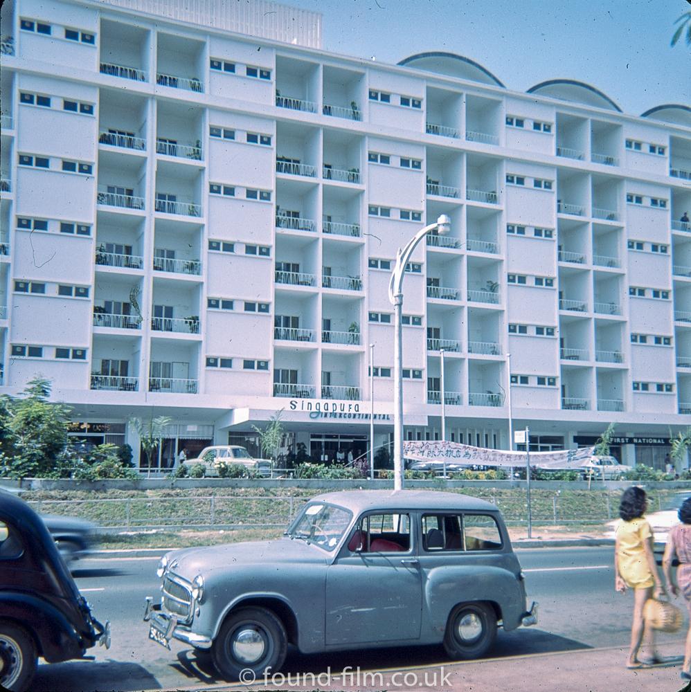 Singapura International hotel
