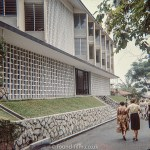 Singapore houses in the early 1960s