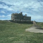 Pendennis Castle in Falmouth, Cornwall