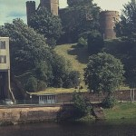 Inverness Castle in about 1990