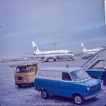Britannia Airways Boeing 737 on runway