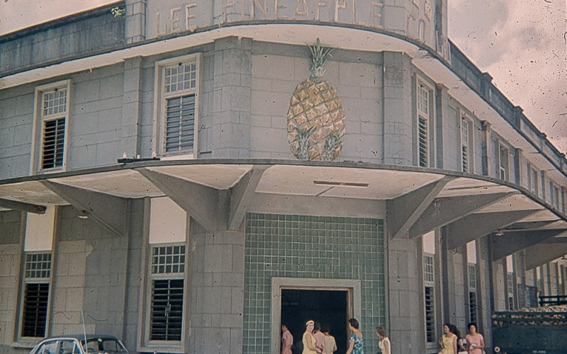 The Lee Pineapple Company, Singapore 1960