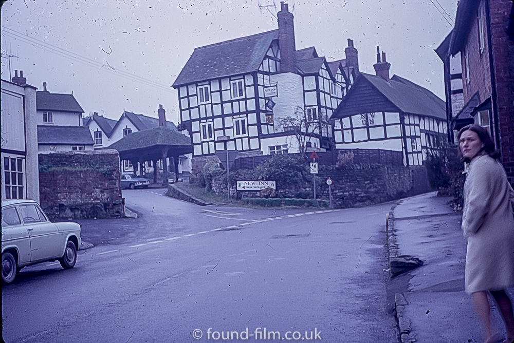 Pembridge in Dec 1968