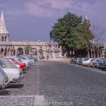 Fishermans Bastion in Budapest