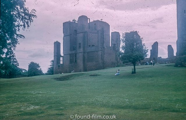 Kenilworth Castle in Warwickshire