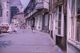 St William's College York in 1975