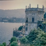 Isola Bella on Lake Maggiore, Italy early 1960s