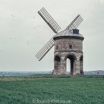 Chesterton Windmill in the 1970s