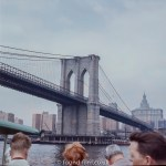 Views of New York - another view of Brooklyn Bridge