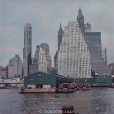 Views of New York - New York Harbour
