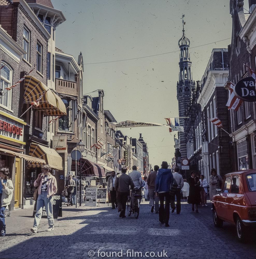 Views around Europe - Alkmaar Holland, 1984