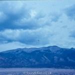 Anscochrome Film - Mountain range
