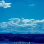 Anscochrome Film - The sky and desert
