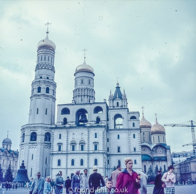 The Bell tower of Ivan the Great Moscow - 1957
