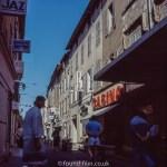 Views around Europe - Saint Maximin la Sainte Baume Fance, 1989