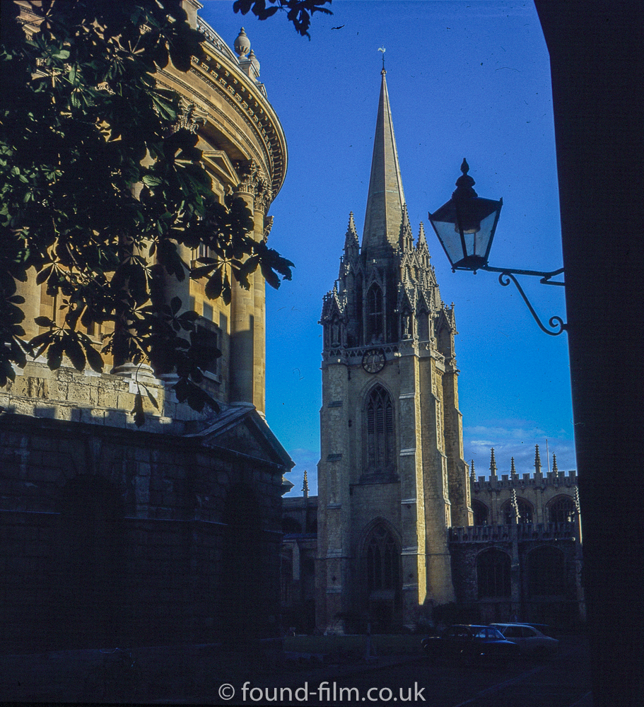 Pictures of Oxford - University Church