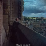 Pictures of Oxford - Looking over the city