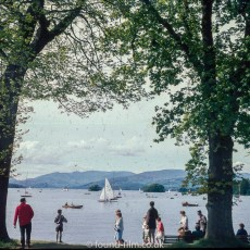 Lake Windermere in the 1960s