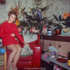 Christmas Morning - early 1960s
