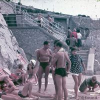 Family snapshots from Plymouth Royal Citadel in the 1950s