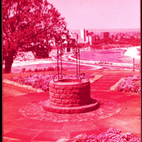 Removing colour casts from old, faded slides