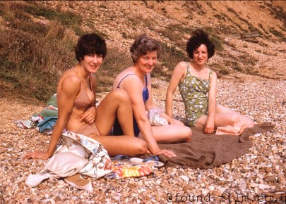 A Beach family group from 1968