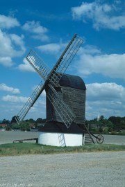 Pitstone Windmill at Ivinghoe